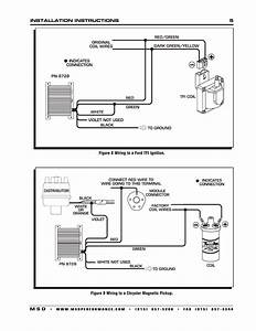 Msd 8728 Soft Touch Rev Control Installation User Manual