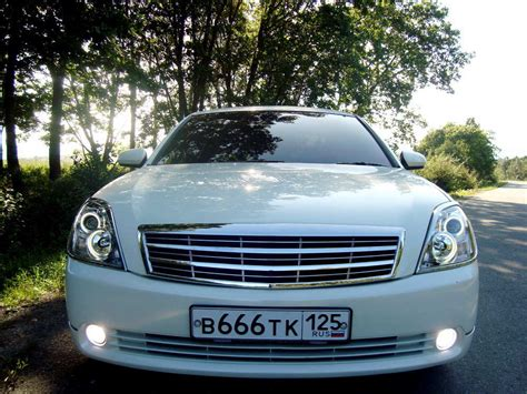 Nissan Teana Wallpapers by 2004 Nissan Teana Wallpapers 2 3l Gasoline Ff