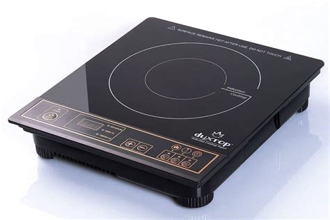 amazoncom secura mc portable induction cooktop countertop