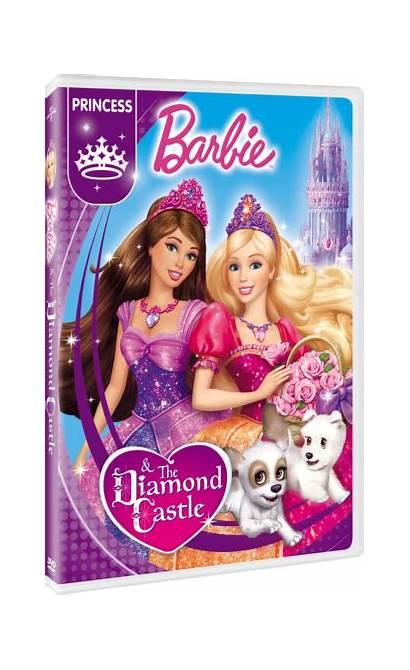 Barbie Castle Diamond Uphe Movies Dvd Movie