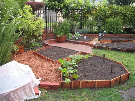 My Backyard Vegetable Garden  Outdoor Furniture Design