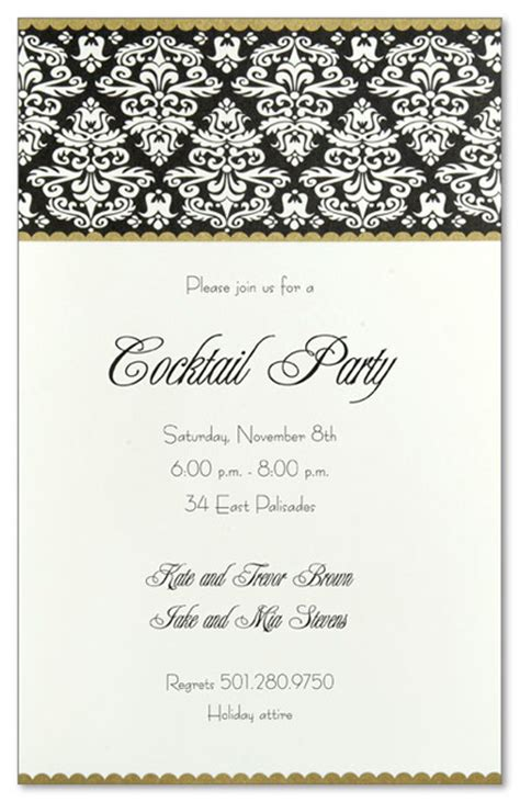 formal invitation template for an event formal invitation cimvitation