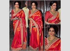 Yay or Nay Sridevi in Sabyasachi PINKVILLA