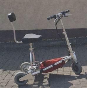 Elektro Scooter Faltbar : gebrauchte elektro dreir der mit antrieb dreirad f r ~ Kayakingforconservation.com Haus und Dekorationen