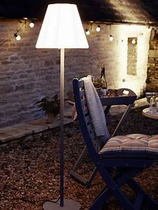 Throw an exceptional outdoor party this bonfire night for Elsa outdoor floor lamp