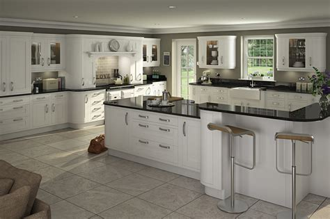 traditional  frame kitchen design painted kitchens