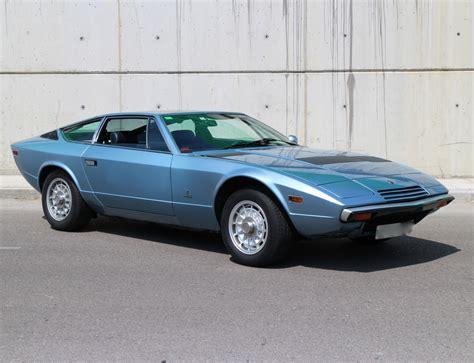 1975 Maserati Khamsin Photos Informations Articles