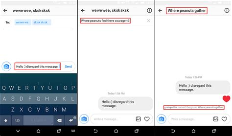 instagram chats chat create groupchat conversations