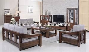 american style black walnut furniture sofa setnoble solid With living room furniture walnut wood