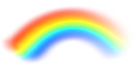 rainbow transparent png pictures  icons  png
