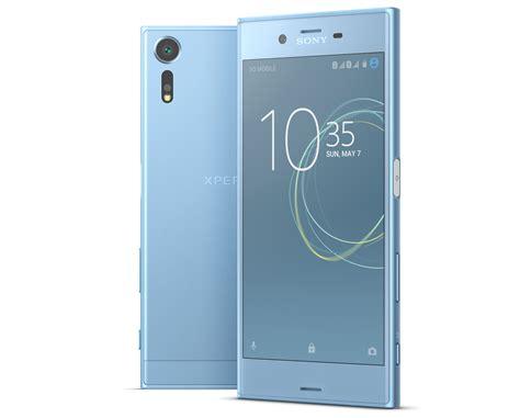 sony mobile phone range sony s mid range xa1 and xperia xzs flesh out its