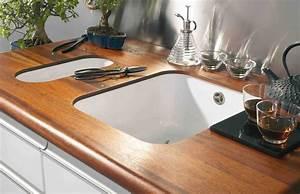 Recouvrir Plan De Travail Cuisine Adhesif : plan de travail quel mat riau choisir inspiration ~ Farleysfitness.com Idées de Décoration