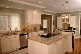 Best Kitchen Styles Best Home Decoration World Class Painting Kitchen Cabinets Color Ideas Beautiful Modern Home Painted Kitchen Cabinets Ideas Colors Grayish Blue With Brown Wooden Two Tone Kitchen Cabinets Brown And White Ideas