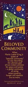 Small Calendars Bookmark Mlk 39 S Beloved Community Syracuse Cultural Workers