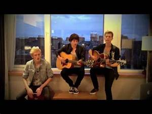 Conor Maynard Vegas Girl Cover by The Vamps Chords