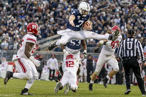 Penn State-Rutgers matchup: Key players, positions for the ...