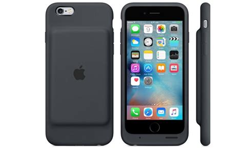 the new iphone 6s apple boosts iphone 6s battery with new smart battery