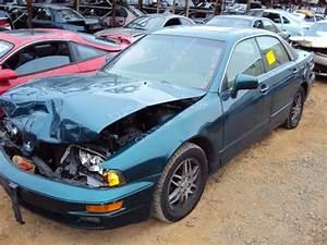 2002 Mitsubishi Diamante  V6   Automatic Transmission   Color