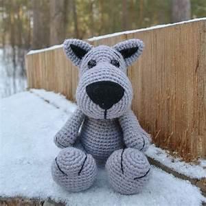 Crochet Wolf Amigurumi Pattern  U2013 Amigurumi Today