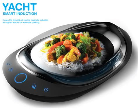 induction cuisine cook like a fakir yanko design