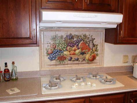 kitchen tile murals backsplash cornucopias with serving pitcher backsplash tile murals