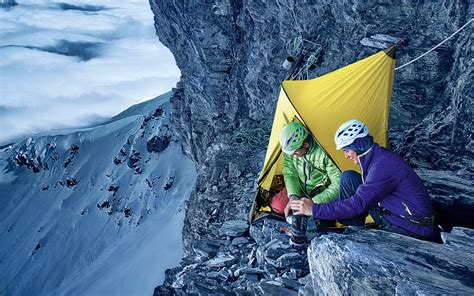 tenda alpinismo tende salewa alpine pitch epic ii e sparrow sportscorner