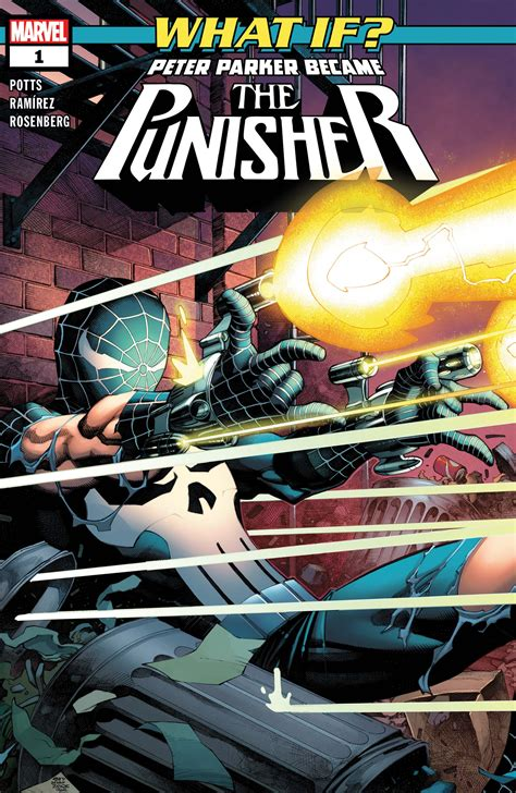 What If? The Punisher (2018) #1   Comic Issues   Marvel
