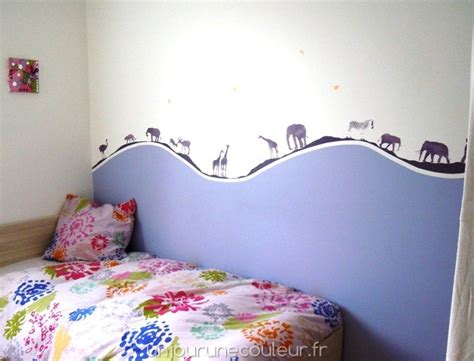 chambre des m騁iers de la moselle une d 233 coration murale unique pour une chambre d enfant