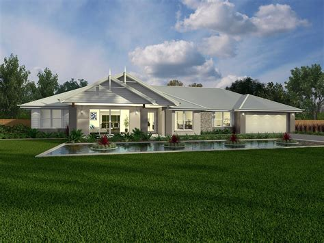 ranch style homes with open floor plans country house designs qld house plan 2017