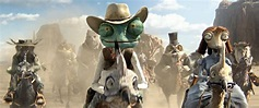 'Rango,' Animated Film Starring Johnny Depp - Review - The ...