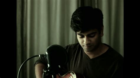 enrique iglesias addicted acoustic cover by hanu dixit new song 2015 youtube