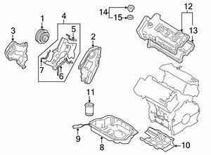 1999 Mazda Miata Engine Oil Filler Cap  2 3 Liter  2 5