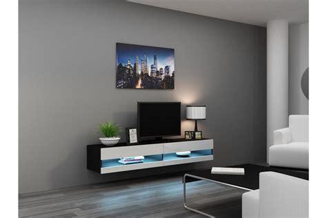meuble tv design suspendu larmo new design