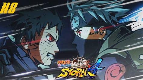 naruto ultimate ninja storm  story mode kakashi
