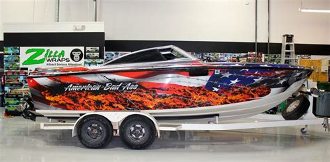 Boat Graphics Indianapolis by The 25 Best Boat Wraps Ideas On Ski Boats