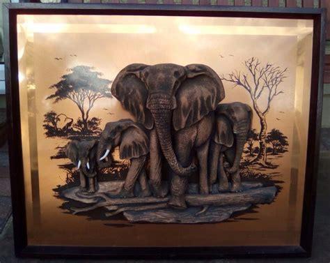 elephant  copper picture  gravesend kent gumtree