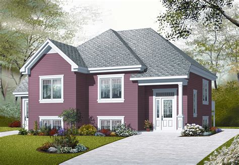 In-law Suite House Plan