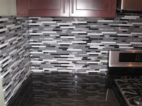 How To Put Up Mosaic Tiles For Backsplash Tile Design Ideas