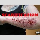 SCARIFICATION O...