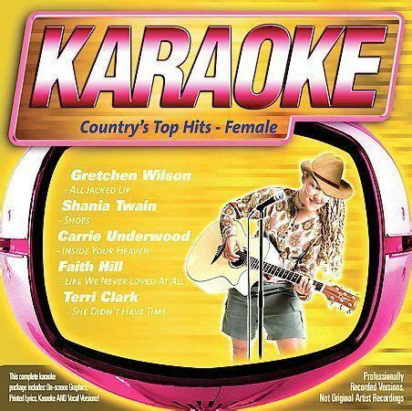 We have ranked the top pop songs that have charted over the past 50+ years on the arc weekly top 40 and billboard hot 100, and. Karaoke: Country's Top Hits - Female by Karaoke (CD, Feb-2006, BCI Music (Brentwood ...