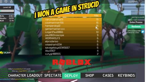 roblox strucid building keybinds youtube roblox promo
