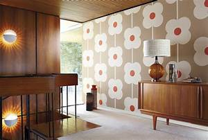 Orla Kiely Wallpapers: A striking collection of bold and ...