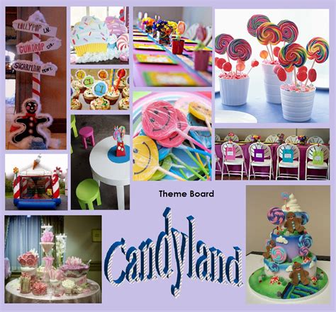 Candyland Theme Party Cake Ideas And Designs