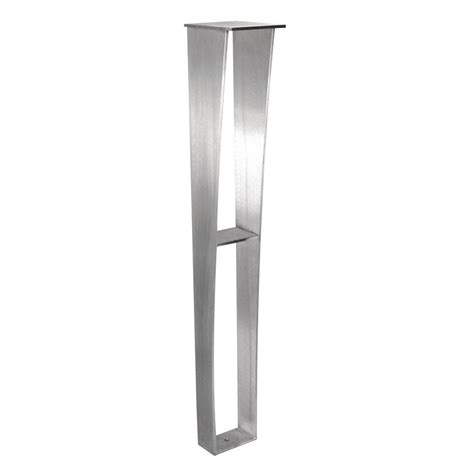 federal brace anteris   stainless steel table leg