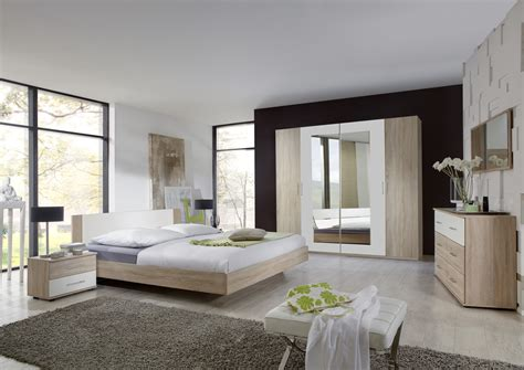 chambre adulte contemporaine chambre adulte contemporaine complète chêne blanc alpin