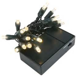 battery operated lights 20 warm white battery powered twinkle 5mm led christmas lights green wire