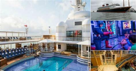 look inside the disney magic cruise ship dublin live