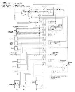 Honda Spare Parts Wiring Diagram