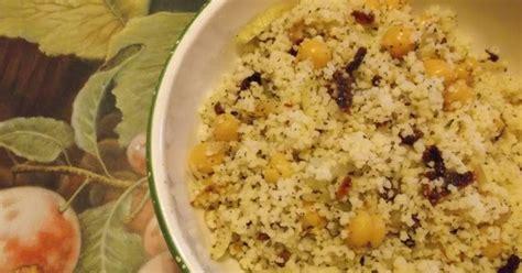 cuisiner un couscous la végé du quartier ouvrier salade de couscous aux