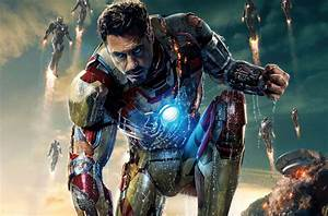 Iron Man 3 Movie Wallpapers Full HD 4K
